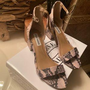 Steve madden Women 2 inch block heels